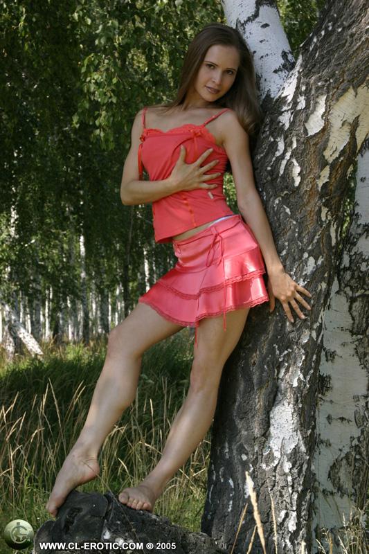 Онлайн гимнастка показывает пизду — pic 3