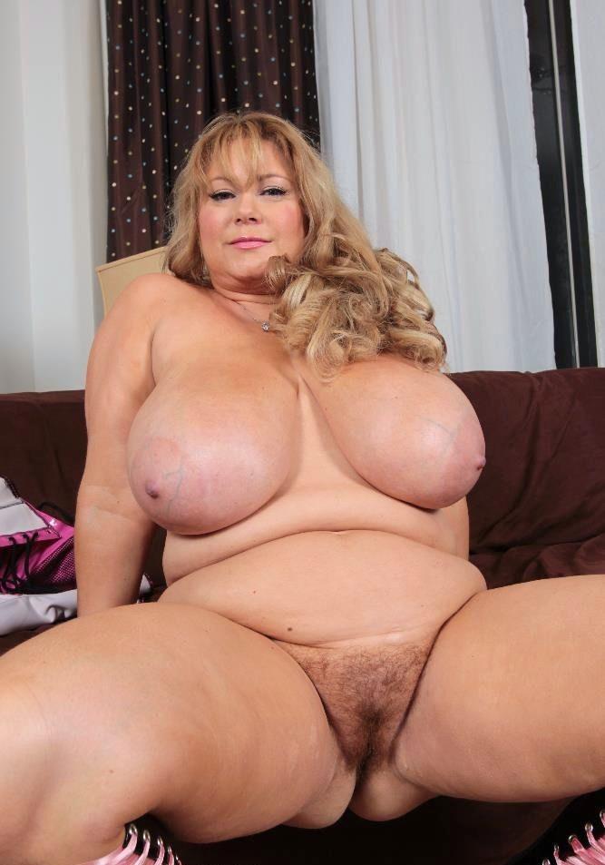 Секс с жирными женщинами с большими сисками