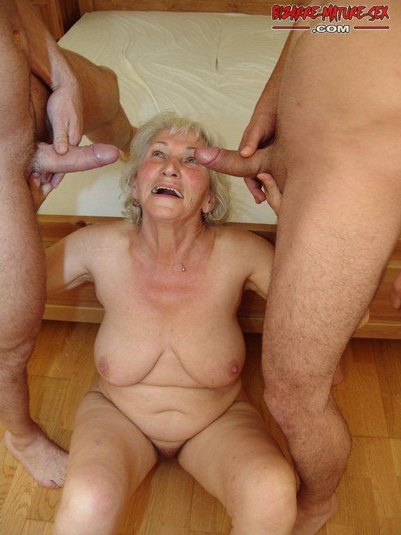 Порно старые и старые очень