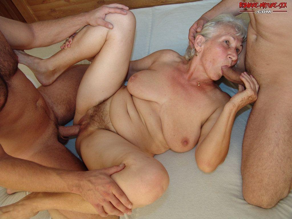 Необычный Секс Бабули Видио