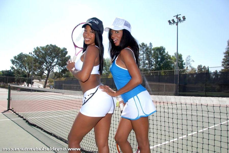 Трах темнокожей спортсменки фото 587-462