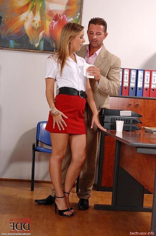 Порно сексуальная секретарша большие сиськи — photo 10
