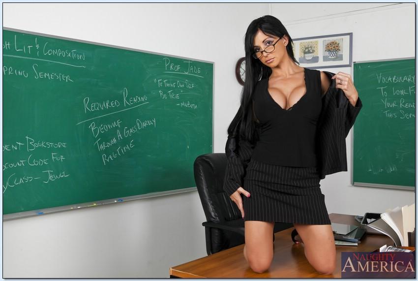 Секс С Брюнеткой В Классе